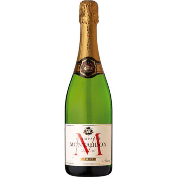 champagne montaudon wine supplier dorset