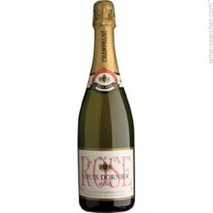 champagne rose louis dornier wine supplier dorset