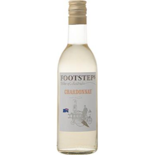 footsteps chardonnay wine supplier dorset