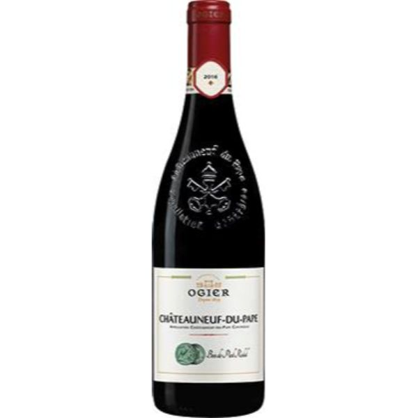 chateau neuf du pape ogier wine supplier dorset