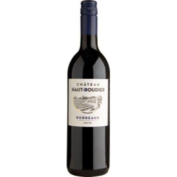 chateau haut-roudier claret wine supplier dorset