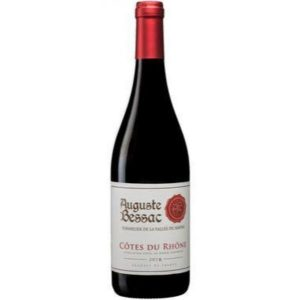 cotes du rhone bessac wine supplier dorset