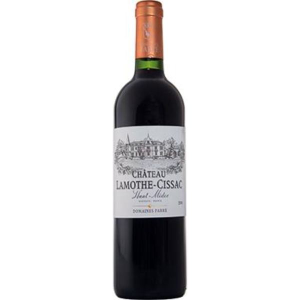 haut medoc chateau lamothe wine supplier dorset