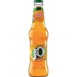 j2o orange passionfruit soft drinks suppliers dorset
