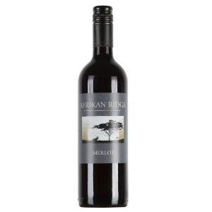 afrikan ridge merlot wine supplier dorset