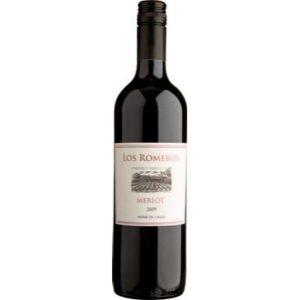 los romeros merlot wine supplier dorset
