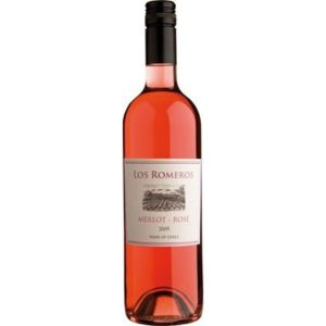 rose los romeros merlot wine supplier dorset