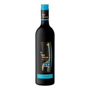 tall horse merlot wine supplier dorset