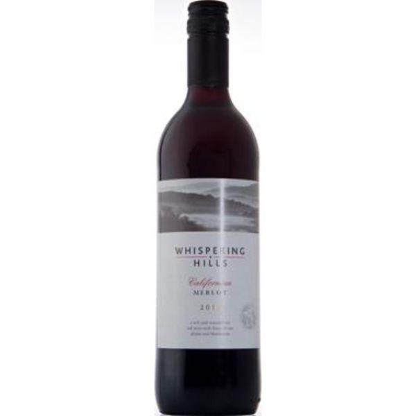 whispering hills merlot wine supplier dorset