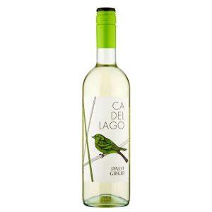 ca del lago pinot grigio wine supplier dorset