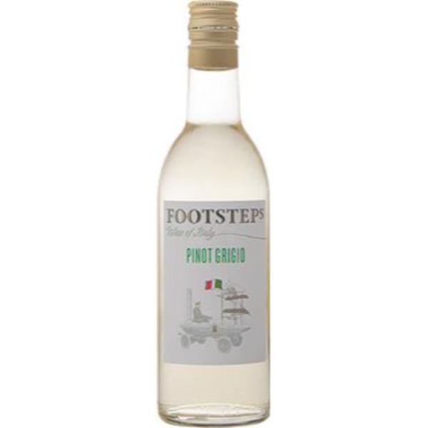 footsteps pinot grigio wine supplier dorset