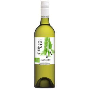 head over heels pinot grigio wine supplier dorset