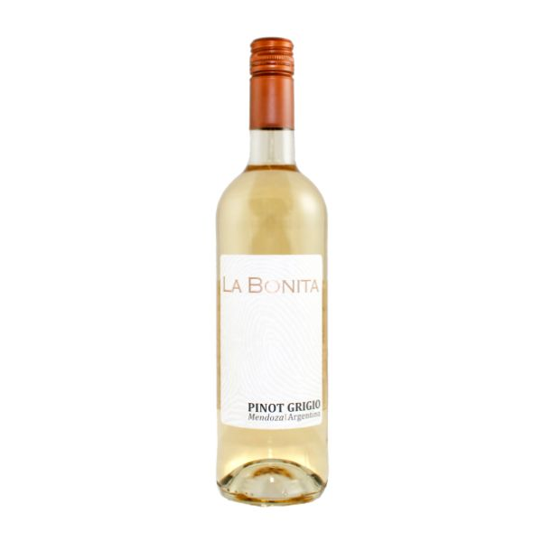 la bonita pinot grigio wine supplier dorset