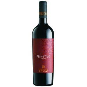 primitivo trulli salento red wine supplier dorset