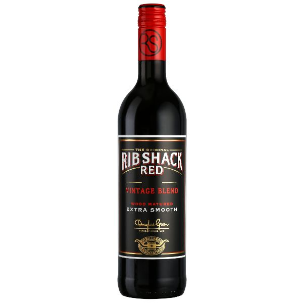 rib shack red wine supplier dorset