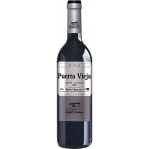 puerta vieja tinto rioja wine supplier dorset