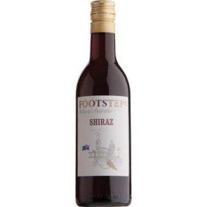 footsteps shiraz wine supplier dorset